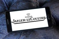 Jaeger-LeCoultre observe le logo de société Images stock