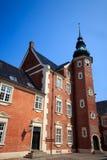 Jaegerspris-Palast, Frederikssund, Dänemark lizenzfreies stockfoto