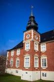 Jaegersprispaleis, Frederikssund, Denemarken royalty-vrije stock fotografie