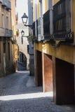 Jaen Andalucia, Spain: old street Stock Photos