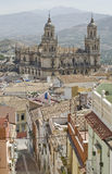 Jaen cathedral Stock Photography