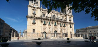 Jaén Cathedral, Spain Royalty Free Stock Image