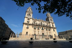 Jaén Cathedral, Spain Royalty Free Stock Photography