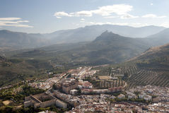 Jaen City Spain Stock Images