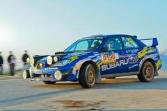 Jaenner-Rallye 2009 Stock Image
