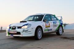 Jaenner-Rallye 2009 Stock Images