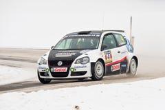 Jaenner-Rallye 2009 photographie stock libre de droits