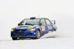 Jaenner-Rallye 2009 Photos stock