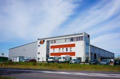 JAF Polska company building Royalty Free Stock Photos