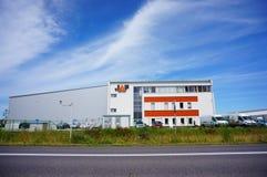 JAF Polska company building Royalty Free Stock Images
