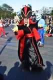 Jafar in A Dream Come True Celebrate Parade Stock Images