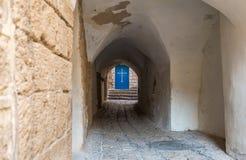 Jaffa στο Τελ Αβίβ Στοκ φωτογραφία με δικαίωμα ελεύθερης χρήσης