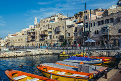 Jaffa στο Τελ Αβίβ Στοκ Εικόνες