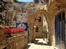 Jaffa, Τελ Αβίβ Στοκ Φωτογραφία