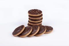 Jaffa cakes Stock Image