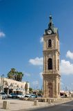 The Jaffa Clock Tower Stock Images