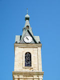 Jaffa The Clock Tower 2011 Royalty Free Stock Images