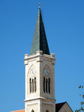 Jaffa Franciscan Church tower   Royalty Free Stock Image