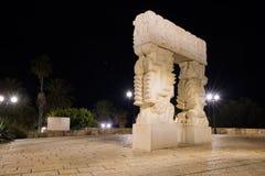 Jaffa gammal stad Arkivfoto