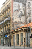 Jaffa gata, Jerusalem Arkivfoto