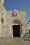 Jaffa Gate, Jerusalem, Israel Royalty Free Stock Image