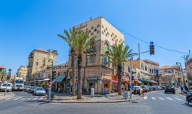 Jaffa Hashaon square Royalty Free Stock Images