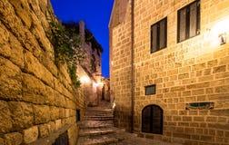 Jaffa, Israël. Image libre de droits