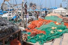 JAFFA - ISRAEL, el 10 de abril de 2017: Puerto viejo de Jaffa, Tel Aviv, Israel Fotografía de archivo libre de regalías