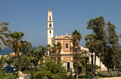 Jaffa, Israel. Stock Image