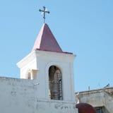 Jaffa Koptische Orthodoxe Kerk 2011 Stock Foto