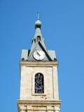 Jaffa la tour d'horloge 2011 Images libres de droits