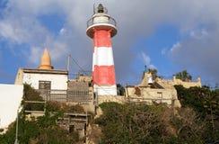 Jaffa lighthouse Royalty Free Stock Image