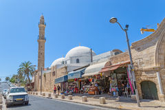 Jaffa Mahmadiyya Mosque Royalty Free Stock Images
