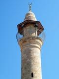 jaffa minaret Royaltyfri Fotografi