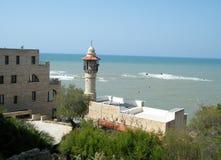 Jaffa minaret 2010 Stock Images