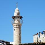 Jaffa minaret of Al-siksik Mosque 2011 Stock Photos