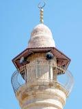 Jaffa minaret detail 2011 Stock Photo