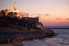 Jaffa, Old City, Israel, Middle East Royalty Free Stock Images