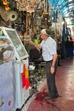 Jaffa Old City Market Royalty Free Stock Images