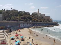 Jaffa Royalty Free Stock Photography