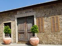Jaffa Oud Huis 2012 Royalty-vrije Stock Afbeeldingen