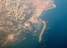 Jaffa panorama May 2008 Royalty Free Stock Photos