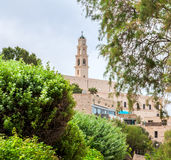 Jaffa, a part of the Israeli city of Tel Aviv. Yafo Stock Photos