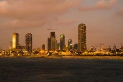 Jaffa port. Royaltyfria Bilder