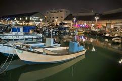In Jaffa Port Royalty Free Stock Photos