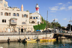 Jaffa Port Stock Photography