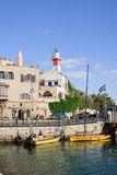 Jaffa Port Royalty Free Stock Images