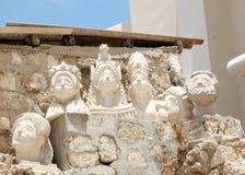Jaffa the sculptures 2007 Stock Photo