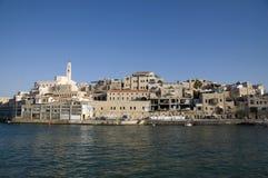 Jaffa vecchio, Israele immagini stock libere da diritti