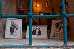 Jaffa, vieille ville, Israël, Moyen-Orient photographie stock